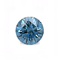Lab Diamond Blue