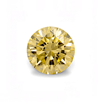 Lab Diamond Yellow